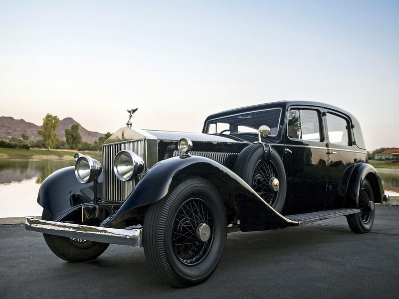 The Gilded History of the Rolls-Royce Phantom