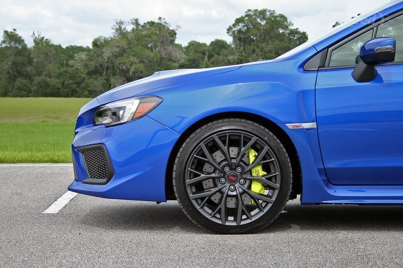 the highs and lows of subaru\u0027s 2018 wrx sti top speedthe highs and lows of subaru\u0027s 2018 wrx sti exterior high resolution image 722312
