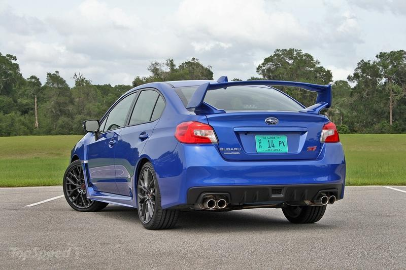 The Highs And Lows Of Subaru's 2018 WRX STI | Top Speed