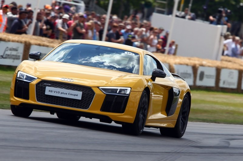 The Most Exciting Goodwood HIll Climb Videos From Over The Weekend - image 722282