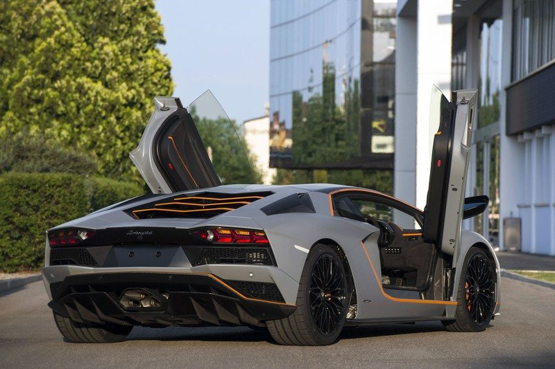 This One-Off Lamborghini Aventador S Was One Of The Secret Highlights Of Goodwood High Resolution Exterior - image 722206