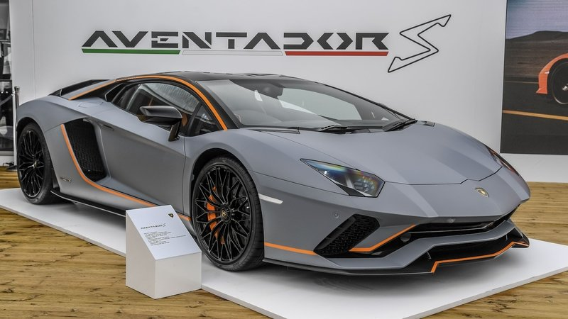 2018 lamborghini superveloce. plain 2018 this oneoff lamborghini aventador s was one of the secret highlights  goodwood in 2018 lamborghini superveloce