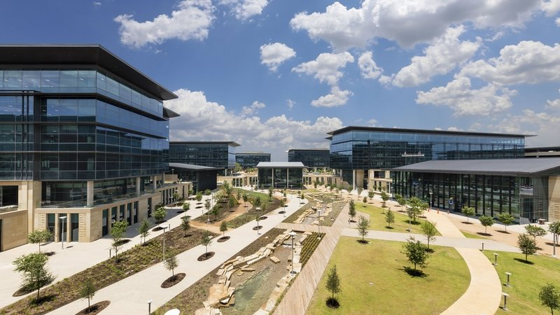 Toyota Opens New North American Headquarters in Texas