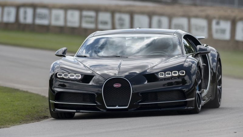 Wanna Go Drive Your Bugatti Chiron? Don't Forget To Bring A Gas Station