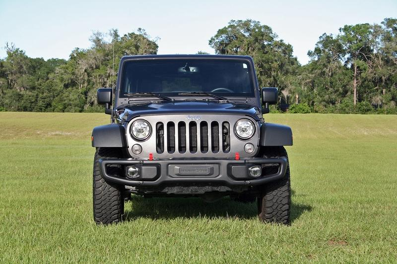 2017 Jeep Wrangler Rubicon: Highs & Lows