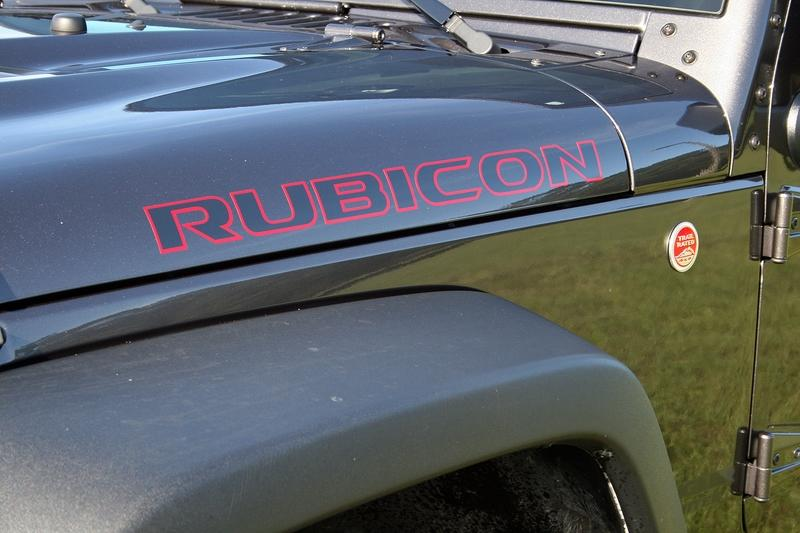 What Makes a Rubicon Hard Rock?