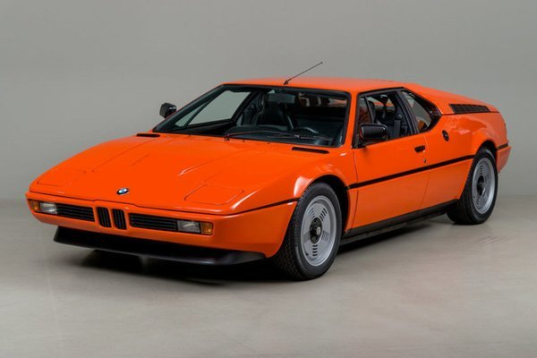 1978 - 1981 BMW M1 Review - Top Speed