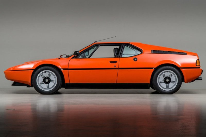 This Very Orange 1980 BMW M1 Is Up For Sale For $745K