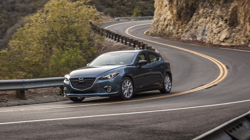 Wallpaper of the Day: 2018 Mazda 3