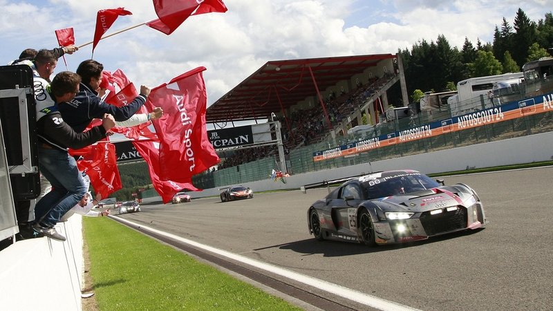 2017 Blancpain 24 Hours of Spa - Race Report