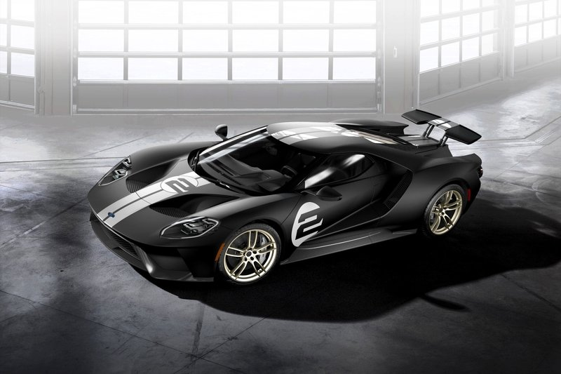 2017 Ford GT '66 Heritage Edition - image 726560