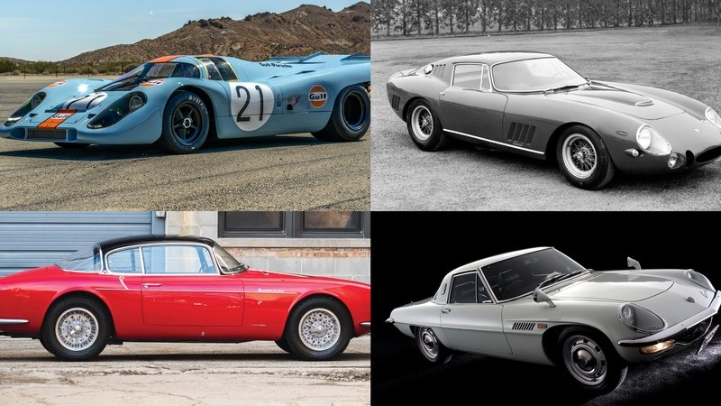 2017 Gooding & Company Pebble Beach Auction – Preview