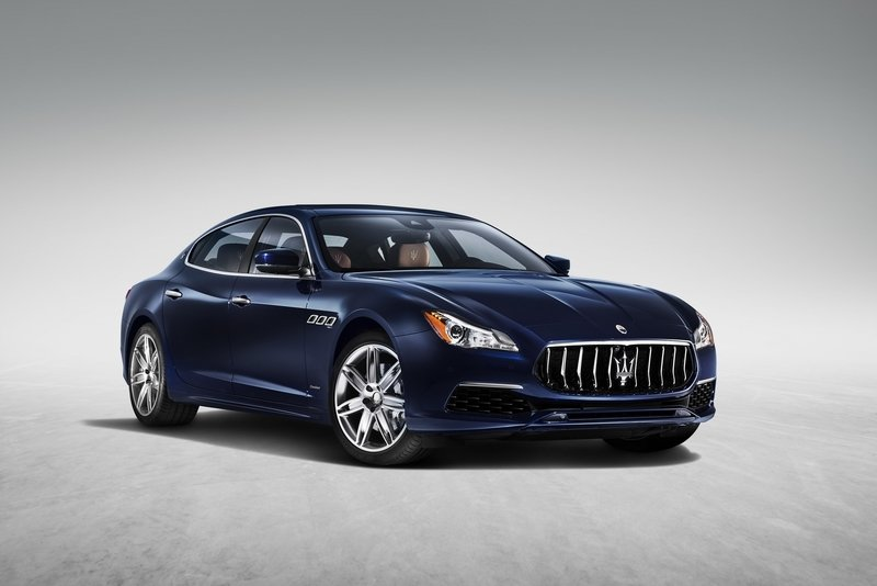 2017 Maserati Quattroporte Exterior High Resolution - image 728298