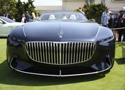 Mercedes Let Us Down with the Maybach Vision 6 Cabriolet - image 727417