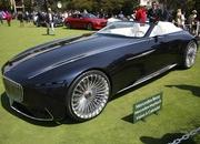 Mercedes Let Us Down with the Maybach Vision 6 Cabriolet - image 727418