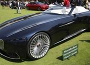 Mercedes Let Us Down with the Maybach Vision 6 Cabriolet - image 727565