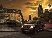 2017 Nissan Titan & Frontier Midnight Editions - image 727567