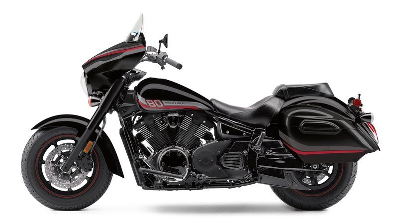 2015 - 2017 Yamaha V-Star 1300 Deluxe - image 728464