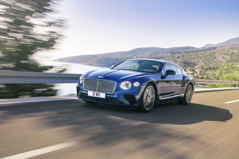2018 Bentley Continental GT High Resolution Exterior Wallpaper quality - image 728790