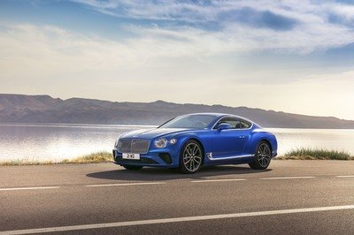 2018 Bentley Continental GT - image 728800