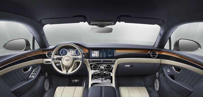 2018 Bentley Continental GT High Resolution Interior Wallpaper quality - image 728811