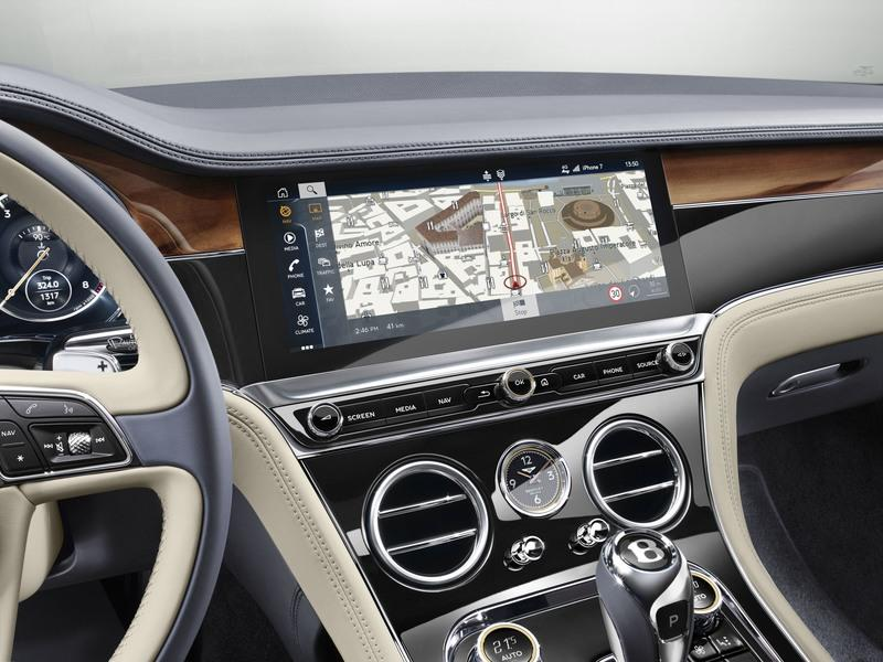 2018 Bentley Continental GT High Resolution Interior - image 728813