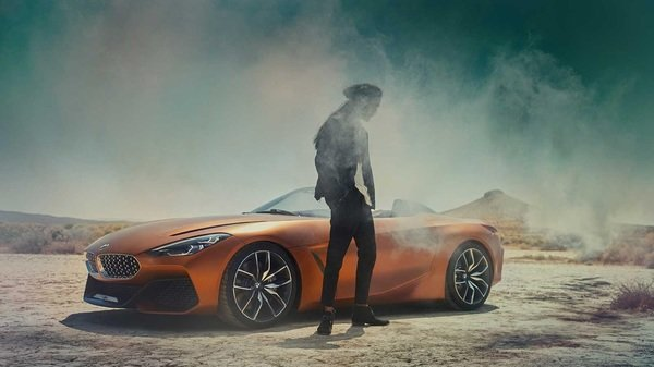 2018 bmw concept z4. beautiful concept in 2018 bmw concept z4