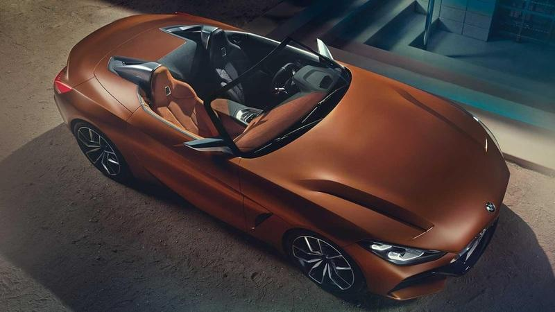 The Toyota Supra and BMW Z4 Will Supposedly Be Completely Different Animals