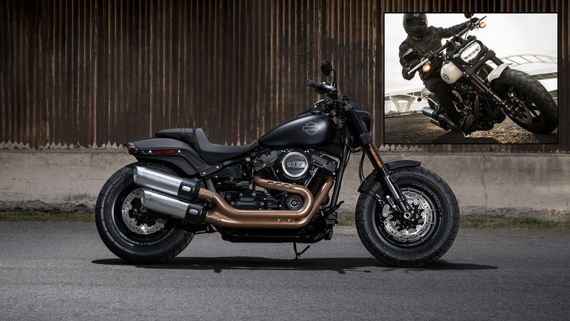 Harley-Davidson Announces 2018 Softail Lineup - image 728567