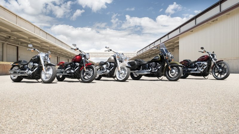 Harley-Davidson Announces 2018 Softail Lineup - image 728585