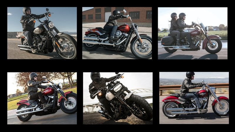Harley-Davidson Announces 2018 Softail Lineup - image 728586