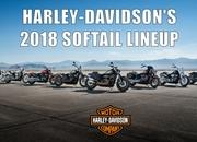 Harley-Davidson Announces 2018 Softail Lineup - image 728565