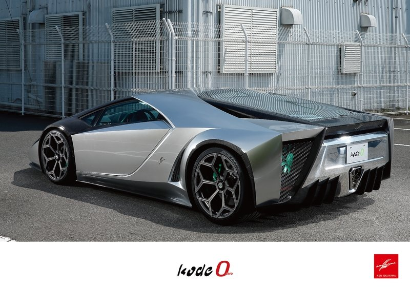 2018 Ken Okuyama Cars Kode0 Exterior High Resolution - image 727716
