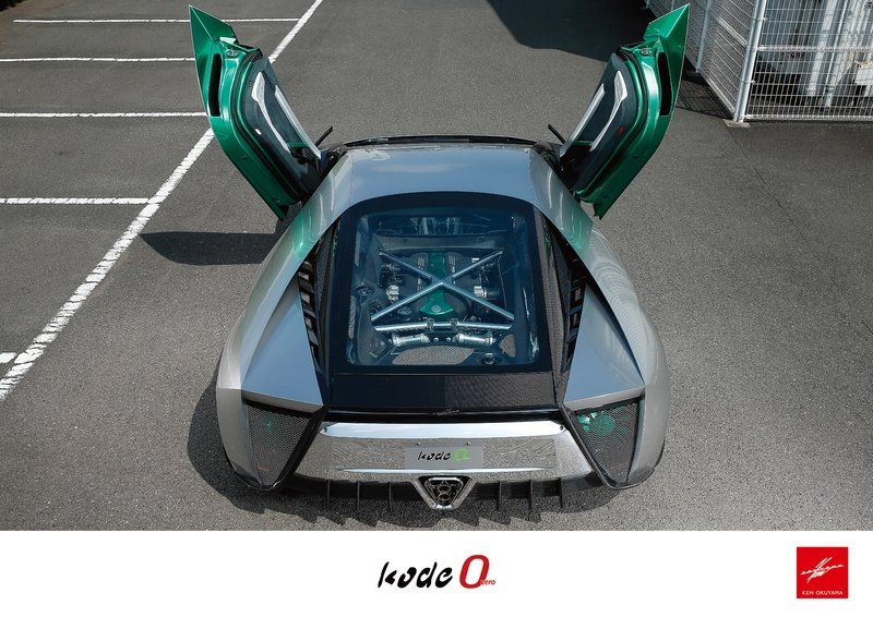 2018 Ken Okuyama Cars Kode0 Exterior High Resolution - image 727717