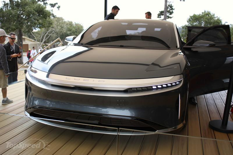 2018 Lucid Motors Air