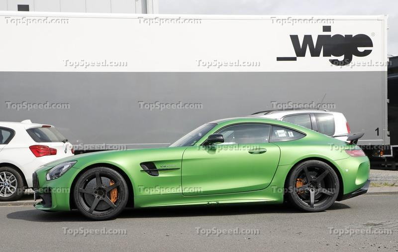 Now That Mercedes Has Launched the AMG GT 4-Door, the AMG GT Black Series Will Follow by 2020