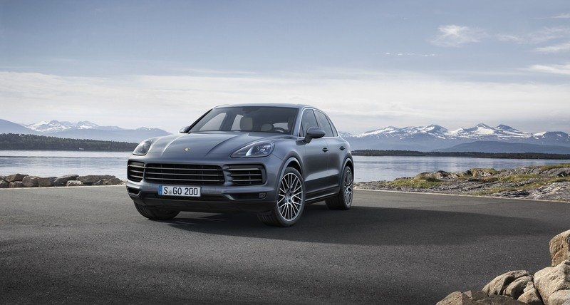 2018 Porsche Cayenne High Resolution Exterior Wallpaper quality - image 728779