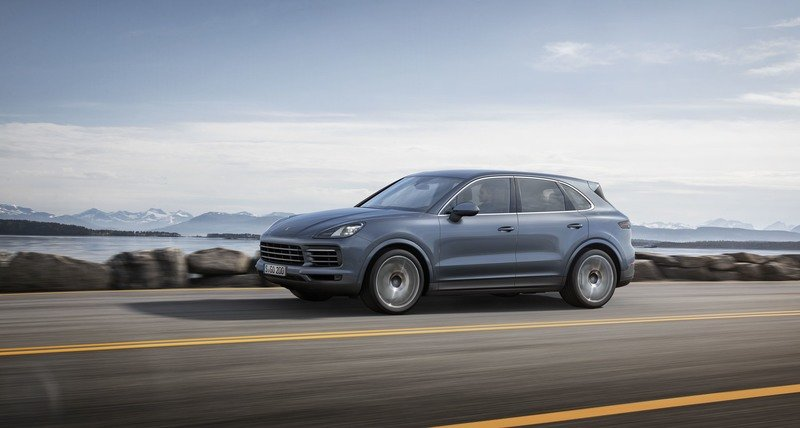 The Third-Gen Porsche Cayenne Makes a Symphonious Debut in Stuttgart High Resolution Exterior - image 728781