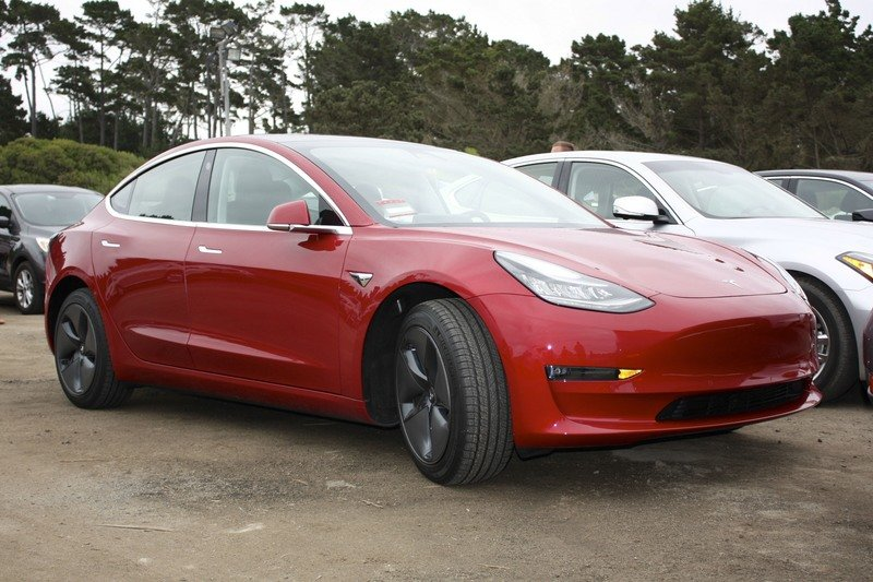2018 Tesla Model 3 Exterior High Resolution - image 727971