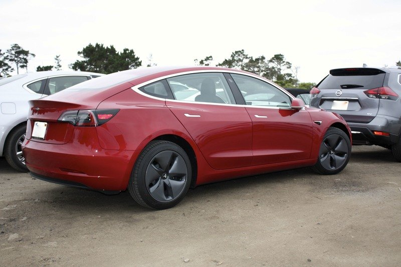 History Keeps Repeating Itself as Elon Musk Suspends Tesla Model 3 Production Yet Again Exterior High Resolution - image 727973