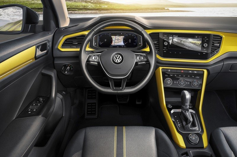2018 Volkswagen T-Roc High Resolution Interior - image 728095
