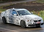 Check Out the Self-Aligning Wheel Caps on the 2019 BMW 3 Series - image 725972