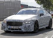 Leaked! Mercedes-AMG GT4 Revealed Ahead Of Geneva Debut - image 727777