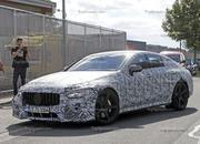 Leaked! Mercedes-AMG GT4 Revealed Ahead Of Geneva Debut - image 727778