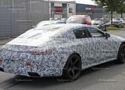Leaked! Mercedes-AMG GT4 Revealed Ahead Of Geneva Debut - image 727763