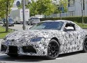 The Very First 2020 Toyota Supra Will Be Sold at a Charity Auction - image 725955