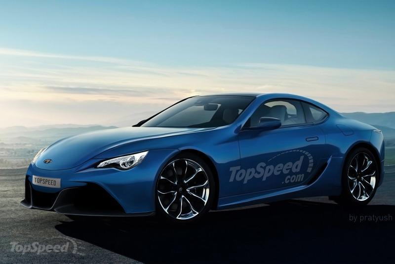 2020 Toyota Supra Exterior Exclusive Renderings Computer Renderings and Photoshop - image 725531