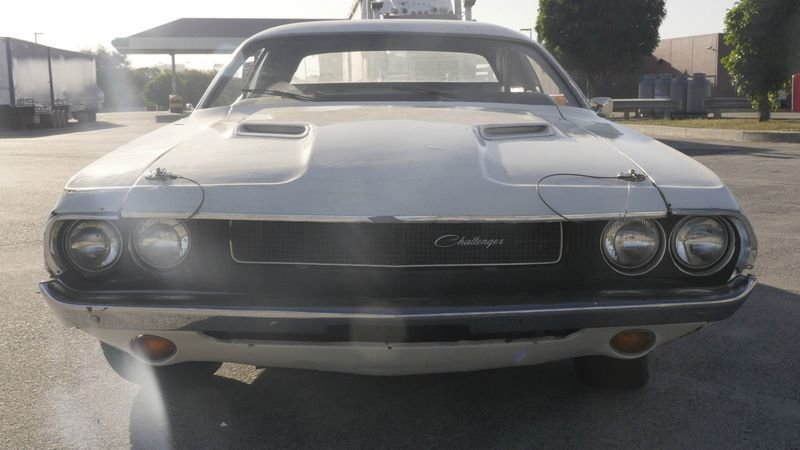 Amazing Car for Sale: 1971 Dodge Challenger from Quinton Tarantino's