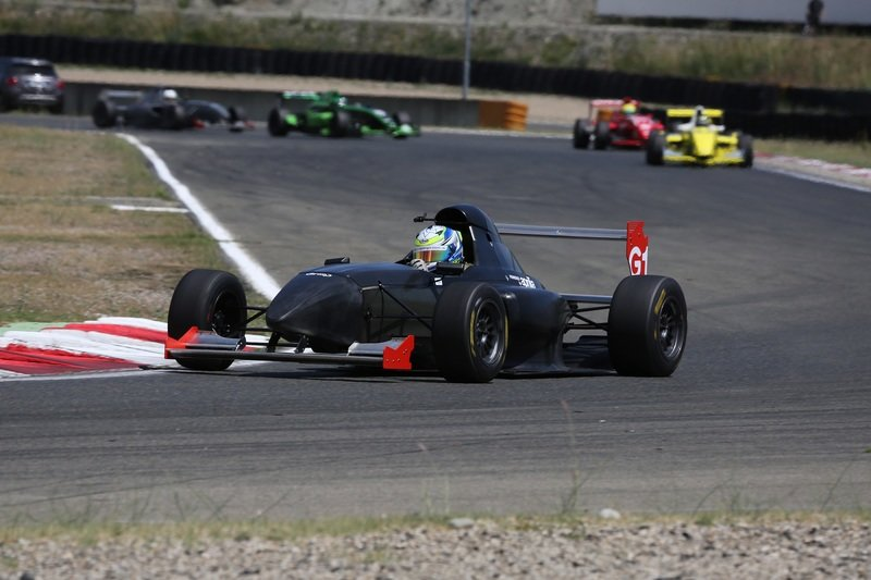 Aprilia powered Griiip G1 made a debut win at the recently concluded Italian Formula X Series.
