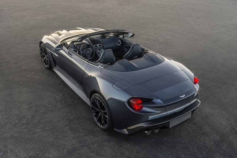 Aston Martin Announces Additional Vanquish Zagato Models